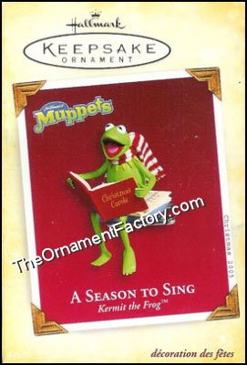2005 Season to Sing, Kermit the Frog, The Muppets