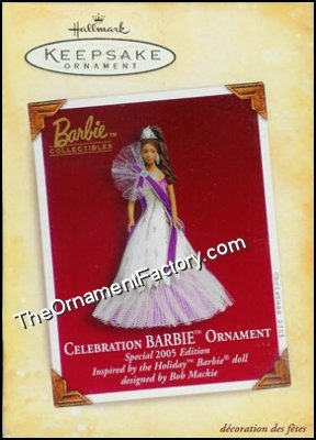 2005 Celebration Barbie Af-Am - DB