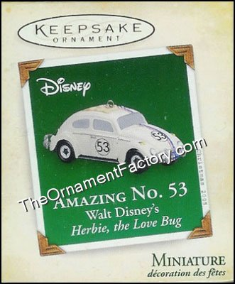 2005 Amazing No 53 , Disney, Miniature