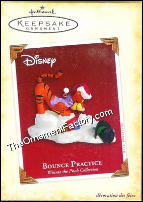 2005 Bounce Practice, Winnie the Pooh
