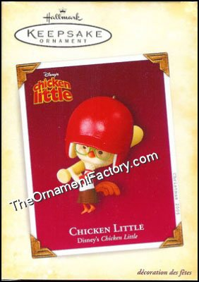 2005 Chicken Little, Disney's Little Chicken