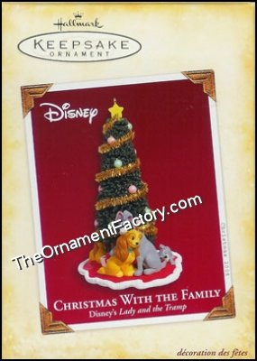 2005 Christmas with the Family, Disneys Lady and the Tramp