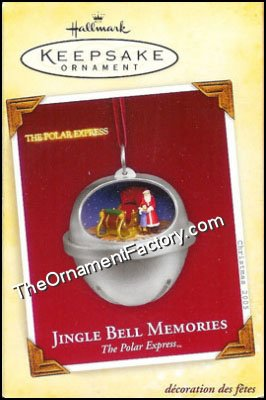 2005 Jingle Bell Memories, The Polar Express