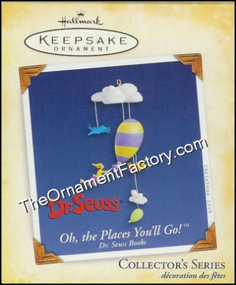 2005 Oh the Places You'll Go!, Dr. Seuss #7