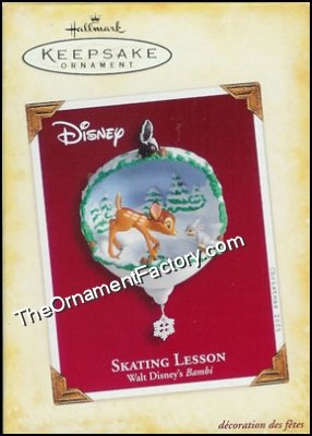 2005 Skating Lesson, Walt Disneys Bambi