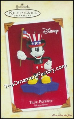 2005 True Patriot, Disneys Mickey Mouse