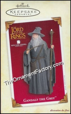 2005 Gandalf the Grey, Lord of the Rings