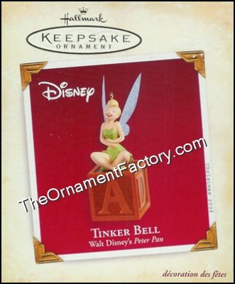 2005 Tinker Bell, Disneys Peter Pan