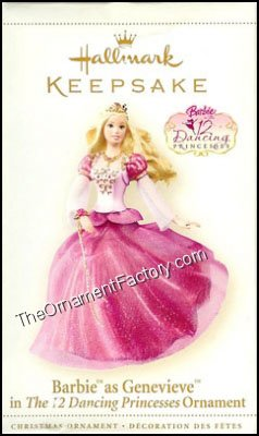 2006 Barbie as Genevieve
