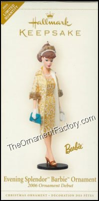 2006 Evening Splendor, Barbie (Brunette), Limited Quantity
