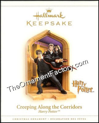 2006 Creeping Along Corridors, Harry Potter DB