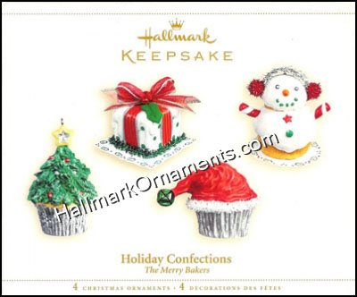 2006 Holiday Confections, The Merry Bakers