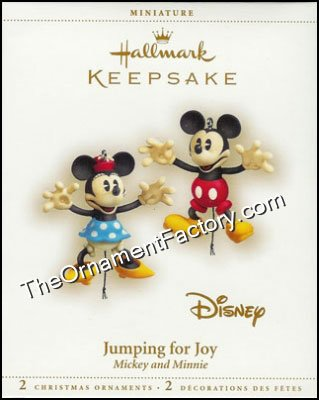 2006 Jumping for Joy, Mickey and Minnie, Disney
