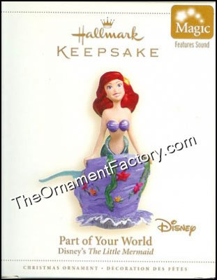 2006 Part of Your World, Disneys The Little Mermaid