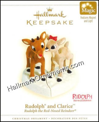 2006 Rudolph and Clarice, Magic - HTF DB