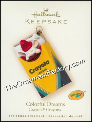 2007 Colorful Dreams, Crayola
