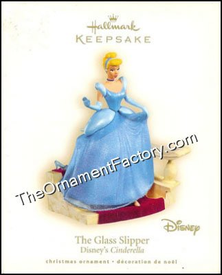 2007 Glass Slipper, Disneys Cinderella