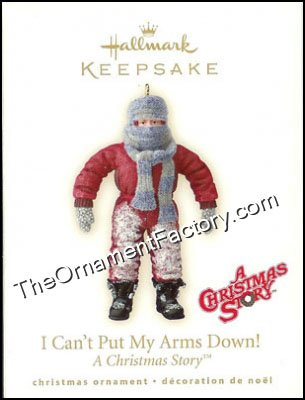 2007 I Can't Put My Arms Down! A Christmas Story