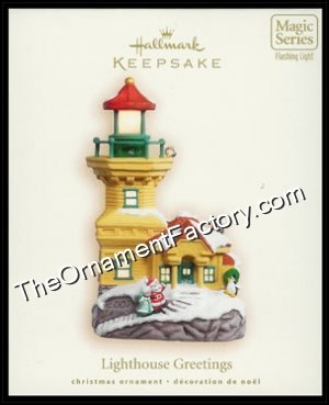 2007 Lighthouse Greetings #11