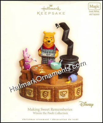 2007 Making Sweet Rememberies, Winnie the Pooh