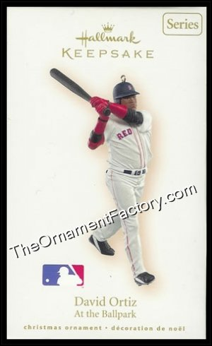 2007 David Ortiz, At The Ballpark #12