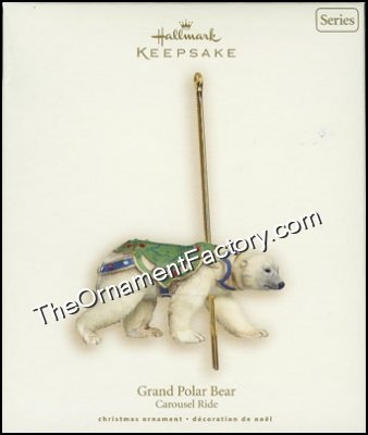 2007 Carousel Ride #4, Grand Polar Bear