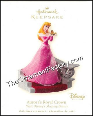 2008 Aurora's Royal Crown, Disney's Sleeping Beauty