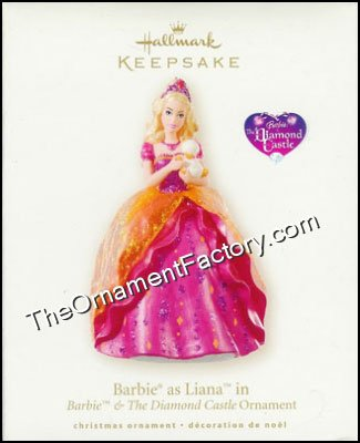 2008 Barbie as Liana