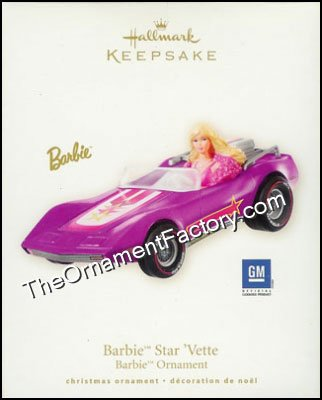2008 Barbie Star Vette