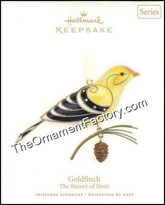 2008 Goldfinch, Beauty of Birds #4