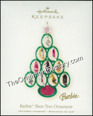2008 Barbie Shoe Tree