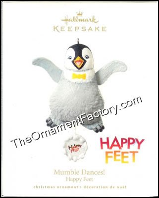 2008 Mumble Dances!, Happy Feet