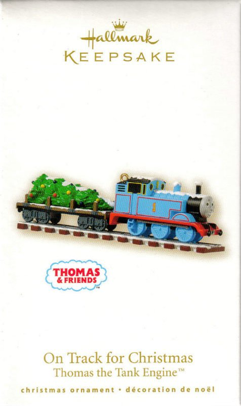 2008 On Track for Christmas, Thomas the Train