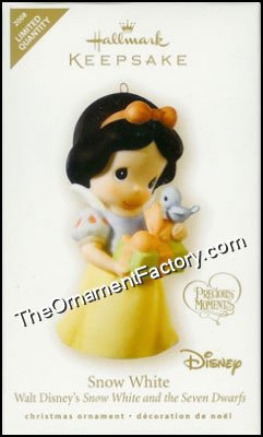 2008 Snow White, Precious Moments, Limited Edition, Hard to Find