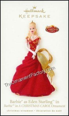 2008 Barbie as Eden Starling in A Christmas Carol DB