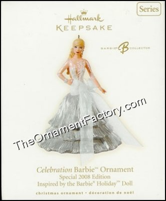 2008 Celebration Barbie #9