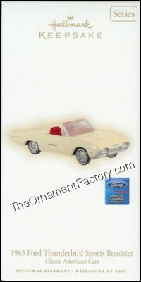 2009 1963 Ford Thunderbird, Classic American Cars #19