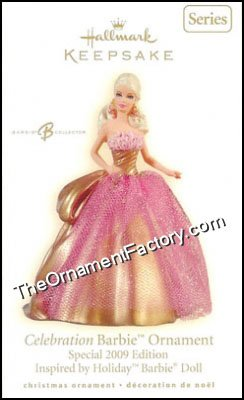 2009 Celebration Barbie #10
