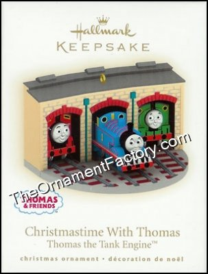 2009 Christmastime with Thomas