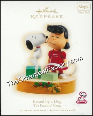 2009 Kissed by a Dog, Peanuts