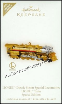 2009 Chessie Steam Special Locomotive LIMITED QUANTITY, Colorway - RARE