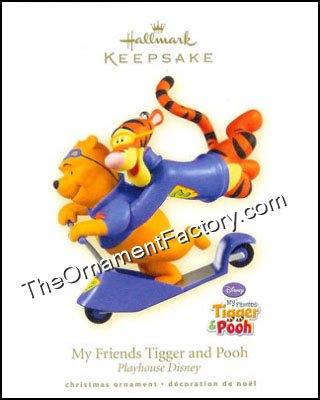 2009 My Friends Tigger and Pooh, Disney