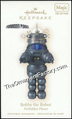 2009 Robby the Robot, Forbidden Planet, Magic - RARE