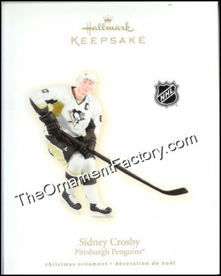 2009 Sidney Crosby, Pittsburgh Penguins, Hockey Greats