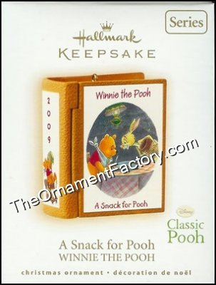 2009 Snack for Pooh, Winnie the Pooh #12
