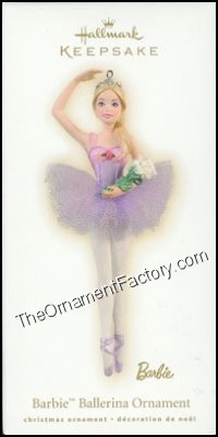 2009 Barbie Ballerina