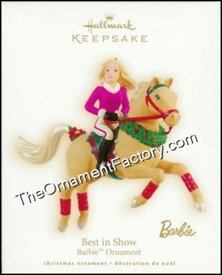 2009 Best In Show Barbie