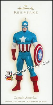 2009 Captain America, Marvel Comics