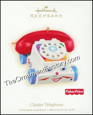 2009 Chatter Telephone, Fisher Price, Hard to Find