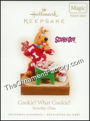 2009 Cookie? What Cookie? Scooby-Doo, Magic